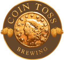 Coin Toss Brewing Logo